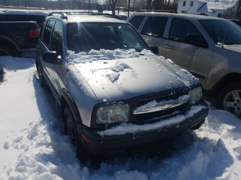 2003 Chevrolet Tracker for sale at Craig Auto Sales in Omro WI