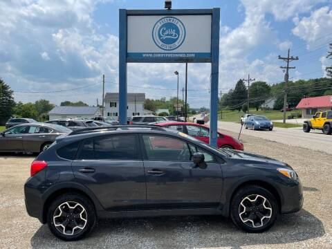 2014 Subaru XV Crosstrek for sale at Corry Pre Owned Auto Sales in Corry PA