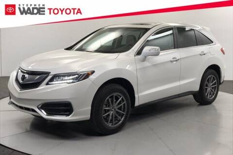 2016 Acura RDX for sale at Stephen Wade Pre-Owned Supercenter in Saint George UT