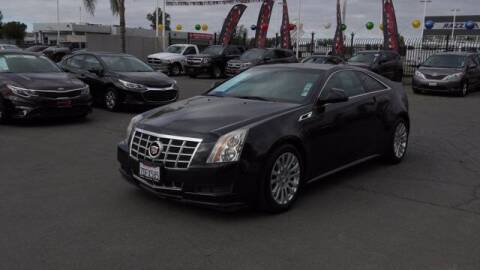 2014 Cadillac CTS for sale at Choice Motors in Merced CA