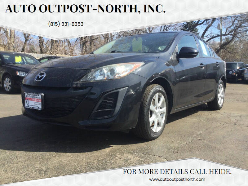 2011 Mazda MAZDA3 for sale at Auto Outpost-North, Inc. in McHenry IL