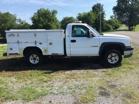 2004 Chevrolet Silverado 2500HD for sale at Kings Auto Sales in Cadiz KY