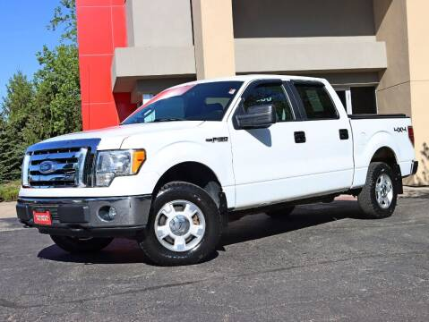 2012 Ford F-150 for sale at Schaumburg Pre Driven in Schaumburg IL