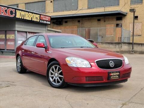 2006 Buick Lucerne for sale at KC MOTORSPORTS in Tulsa OK