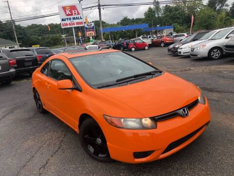 2006 Honda Civic for sale at KB Auto Mall LLC in Akron OH