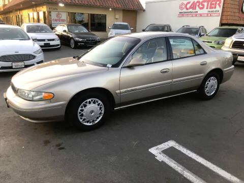 1998 Buick Century for sale at CARSTER in Huntington Beach CA