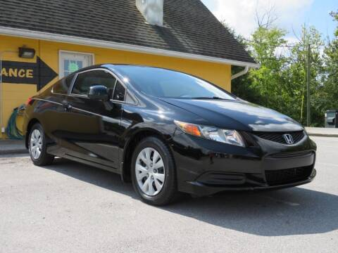 2012 Honda Civic for sale at Sevierville Autobrokers LLC in Sevierville TN
