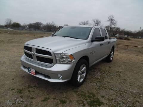 2014 RAM Ram Pickup 1500 for sale at LA PULGA DE AUTOS in Dallas TX
