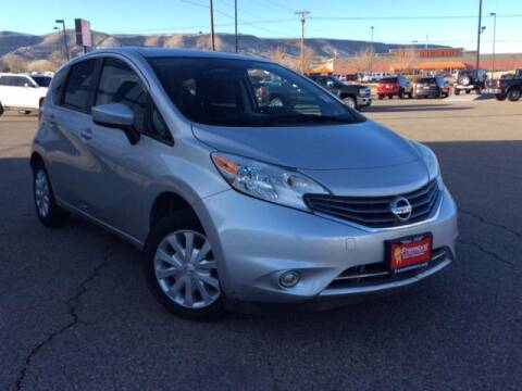 2015 Nissan Versa Note for sale at Rocky Mountain Commercial Trucks in Casper WY