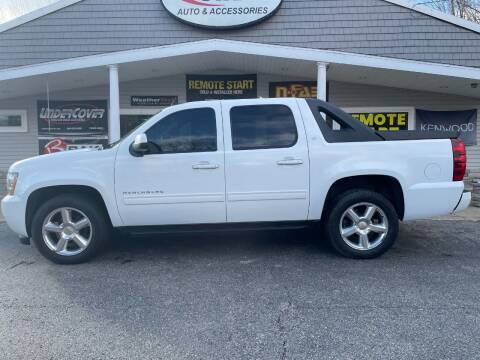 2012 Chevrolet Avalanche for sale at Stans Auto Sales in Wayland MI