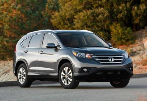 2012 Honda CR-V for sale at HillView Motors in Shepherdsville KY
