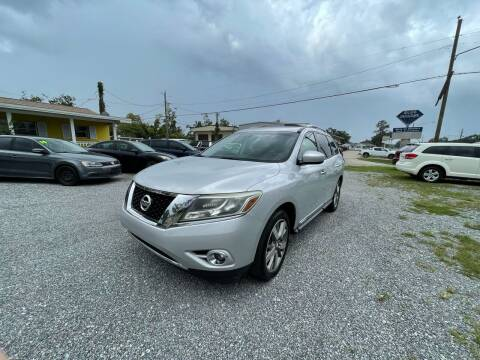 2013 Nissan Pathfinder for sale at TOMI AUTOS, LLC in Panama City FL