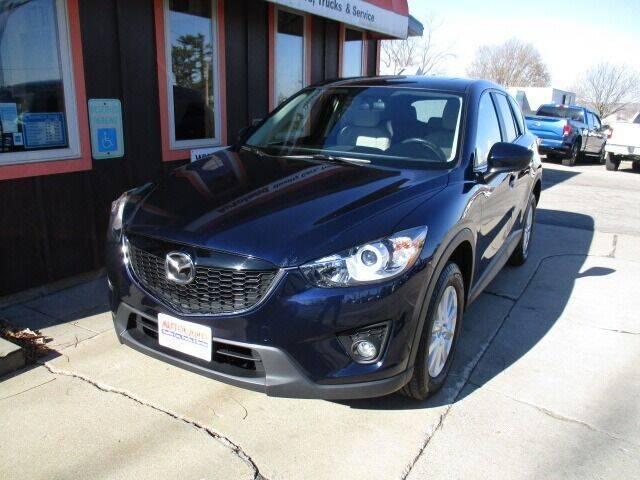 2014 Mazda CX-5 for sale at Autoland in Cedar Rapids IA