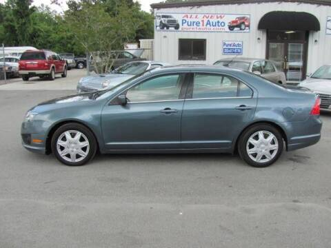2011 Ford Fusion for sale at Pure 1 Auto in New Bern NC