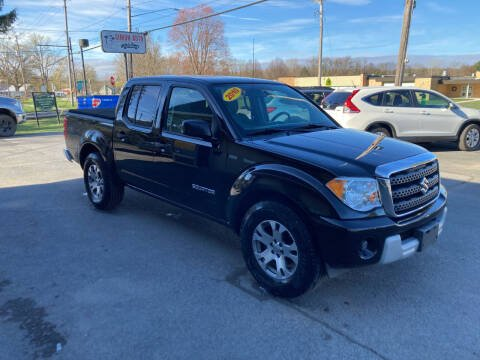 2010 Suzuki Equator for sale at JERRY SIMON AUTO SALES in Cambridge NY