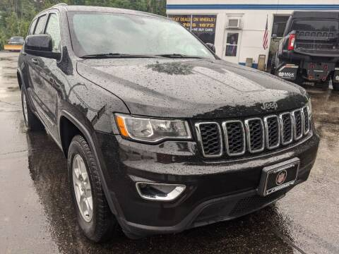 2017 Jeep Grand Cherokee for sale at GREAT DEALS ON WHEELS in Michigan City IN