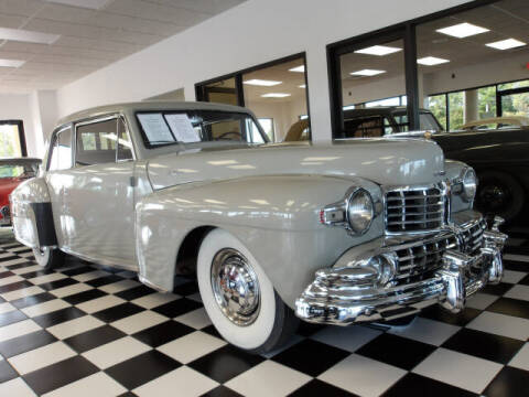 1948 Lincoln Continental for sale at TAPP MOTORS INC in Owensboro KY
