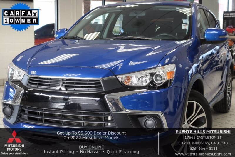 2017 Mitsubishi Outlander Sport for sale in City Of Industry, CA