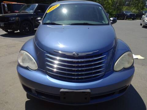 2007 Chrysler PT Cruiser for sale at MOUNTAIN VIEW AUTO in Lyndonville VT