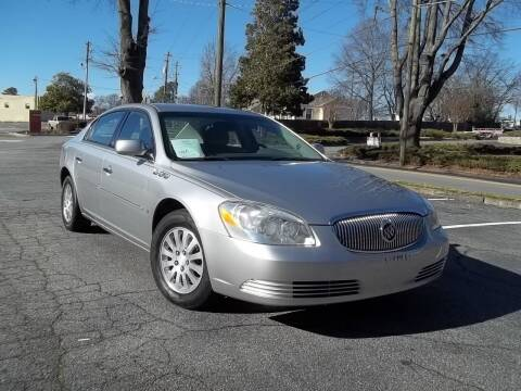 2008 Buick Lucerne for sale at CORTEZ AUTO SALES INC in Marietta GA