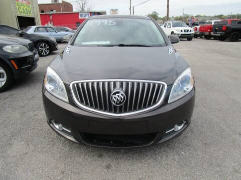 2014 Buick Verano for sale at DERIK HARE in Milton FL