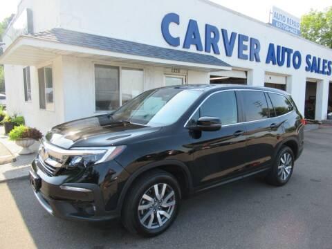 2019 Honda Pilot for sale at Carver Auto Sales in Saint Paul MN