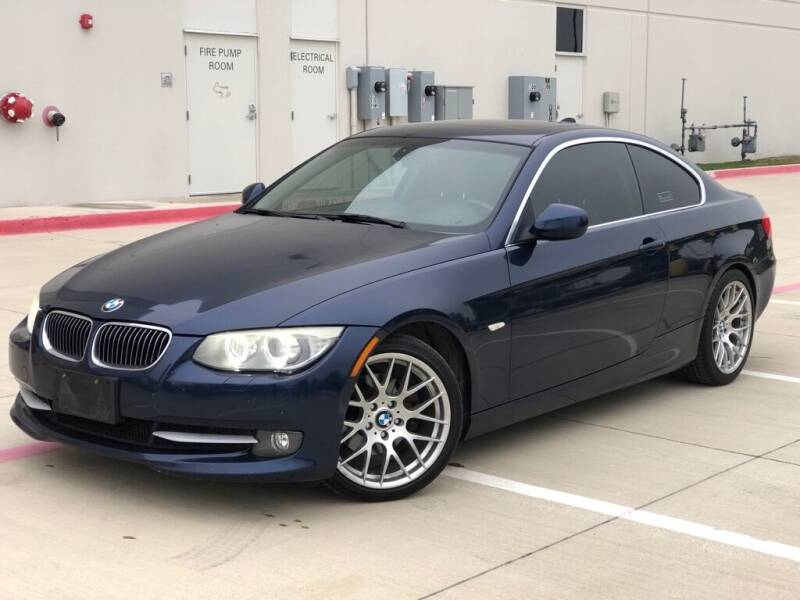 2011 BMW 3 Series for sale at Executive Auto Sales DFW LLC in Arlington TX