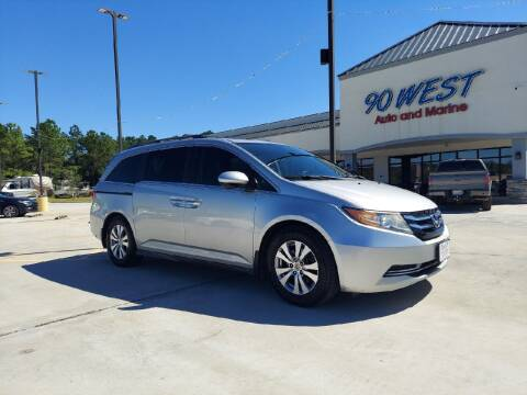 2014 Honda Odyssey for sale at 90 West Auto & Marine Inc in Mobile AL