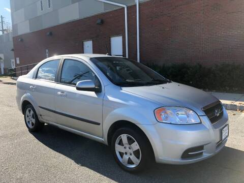2011 Chevrolet Aveo for sale at Imports Auto Sales Inc. in Paterson NJ