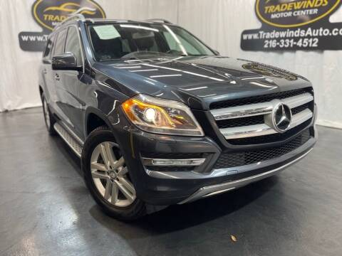 2014 Mercedes-Benz GL-Class for sale at TRADEWINDS MOTOR CENTER LLC in Cleveland OH