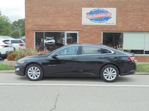 2020 Chevrolet Malibu for sale at Eyler Auto Center Inc. in Rushville IL