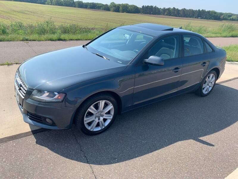 2011 Audi A4 for sale at Major Motors Automotive Group LLC in Ramsey MN