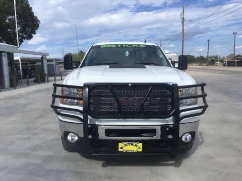 2013 GMC Sierra 2500HD for sale at Bostick's Auto & Truck Sales LLC in Brownwood TX