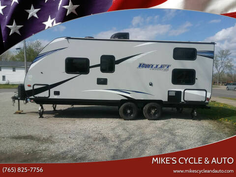 2018 Keystone 2070BH for sale at MIKE'S CYCLE & AUTO in Connersville IN