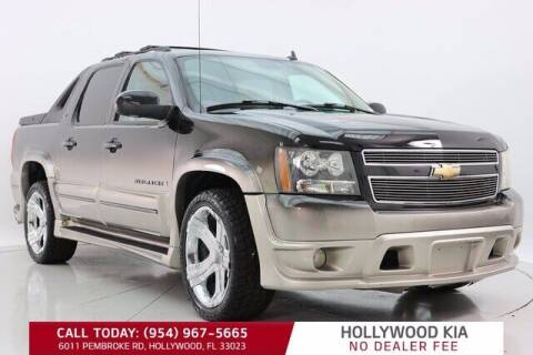 2007 Chevrolet Avalanche for sale at JumboAutoGroup.com in Hollywood FL
