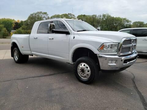 2015 RAM Ram Pickup 3500 for sale at Premier Motors LLC in Crystal MN