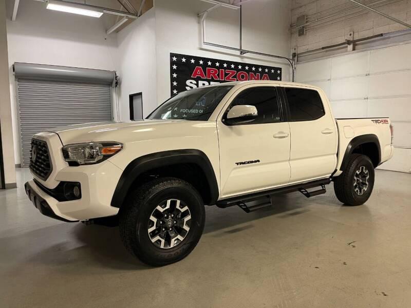 2020 Toyota Tacoma for sale at Arizona Specialty Motors in Tempe AZ