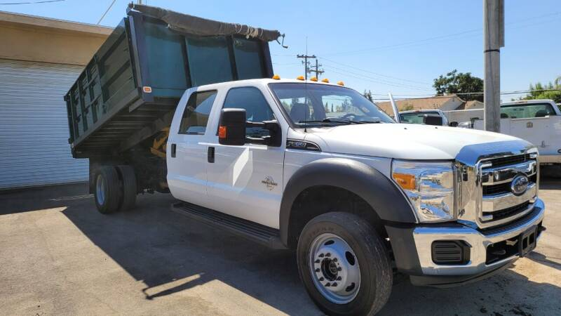 2016 Ford F-550 for sale at Armstrong Truck Center in Oakdale CA