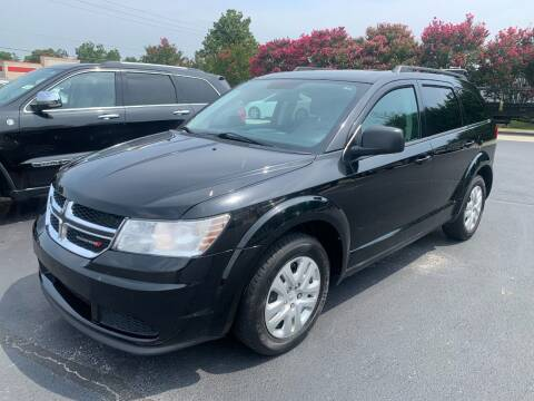 2018 Dodge Journey for sale at Getsinger's Used Cars in Anderson SC