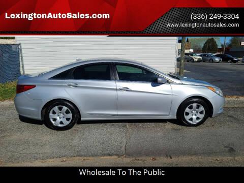 2012 Hyundai Sonata for sale at LexingtonAutoSales.com in Lexington NC