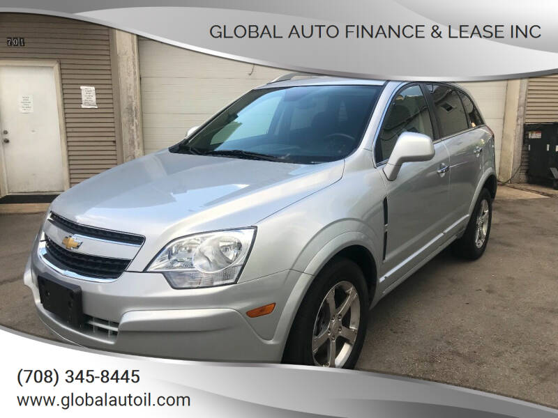 2013 Chevrolet Captiva Sport for sale at Global Auto Finance & Lease INC in Maywood IL