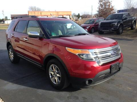 2013 Ford Explorer for sale at Bruns & Sons Auto in Plover WI