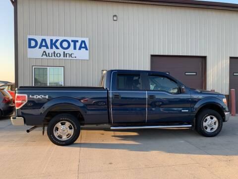 2014 Ford F-150 for sale at Dakota Auto Inc. in Dakota City NE