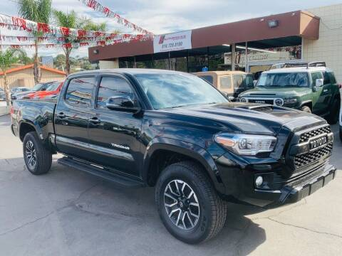 2017 Toyota Tacoma for sale at Automaxx Of San Diego in Spring Valley CA