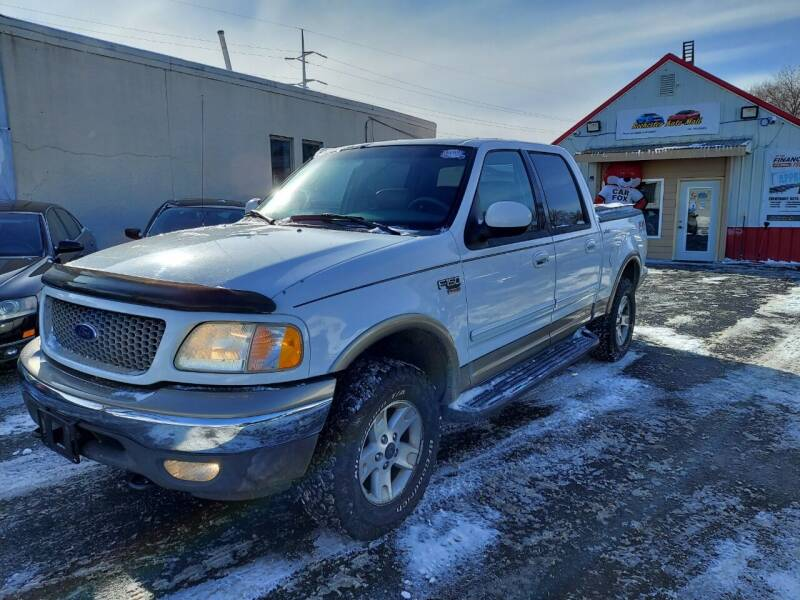 2002 Ford F-150 for sale at Rochester Auto Mall in Rochester MN