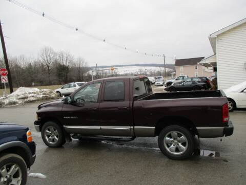 2005 Dodge Ram Pickup 1500 for sale at ROUTE 119 AUTO SALES & SVC in Homer City PA