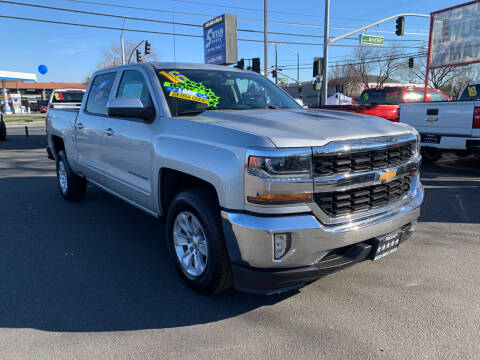 2016 Chevrolet Silverado 1500 for sale at 5 Star Auto Sales in Modesto CA