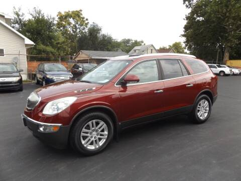 2009 Buick Enclave for sale at Goodman Auto Sales in Lima OH