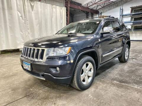 2012 Jeep Grand Cherokee for sale at Waconia Auto Detail in Waconia MN