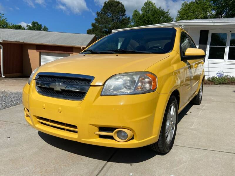 2011 Chevrolet Aveo for sale in Milton, GA